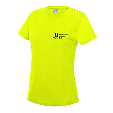 Womens HRC Tee - MySports and More