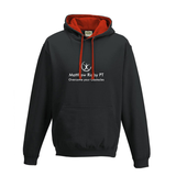 #mrptexperience Hoody Red/black or black/red