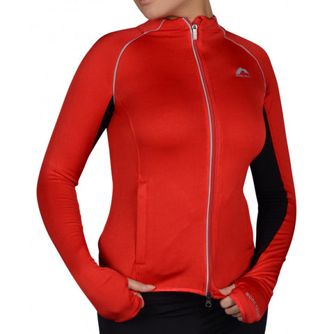 More Mile More-Tech Thermal Womens Running Top