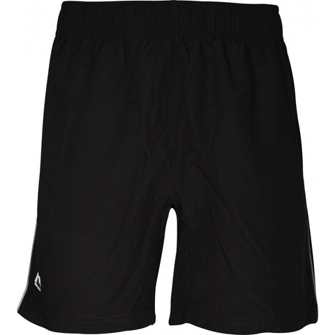 More Mile Action 7 Inch Mens Running Shorts - Black