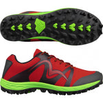 Cheviot 4 the Best Trail Shoe in Red