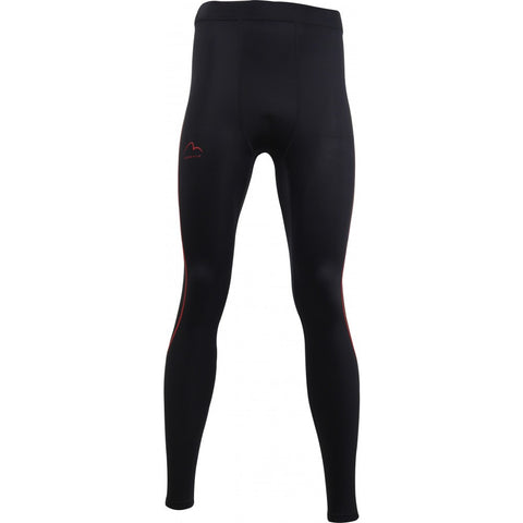 More Mile Mens Long Running Tights