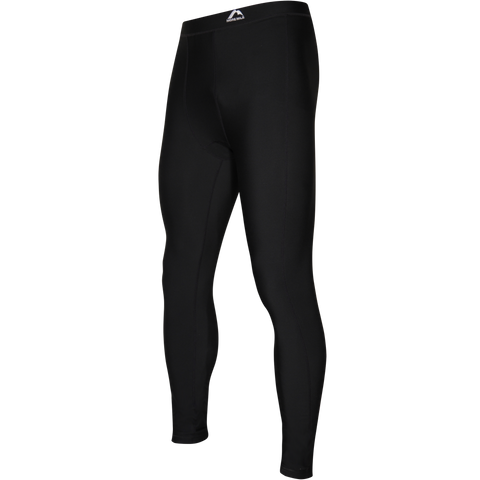 More Mile Compression Long Junior Running Tights