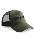 Green/Black Maverick Training Trucker Cap