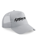 Light Grey Maverick Training Trucker Cap