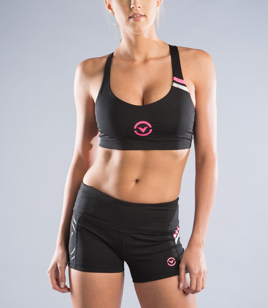 Women's Stay Cool Functional Fit Sports Bra - Pink