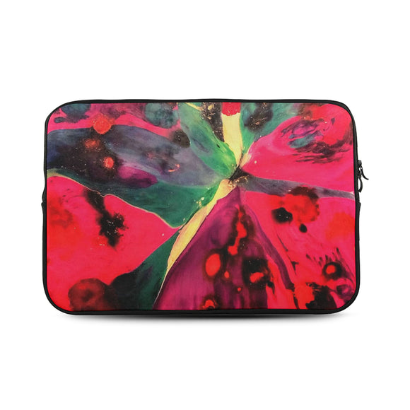 Abstract Design  Custom Sleeve for Laptop 17
