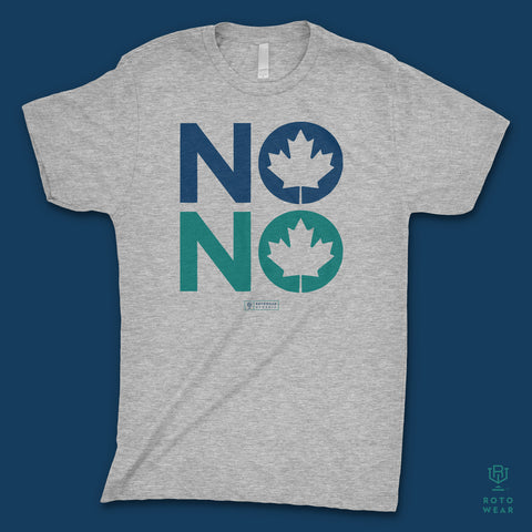 Big Maple No No | James Paxton Seattle Mariners Inspired T-Shirt
