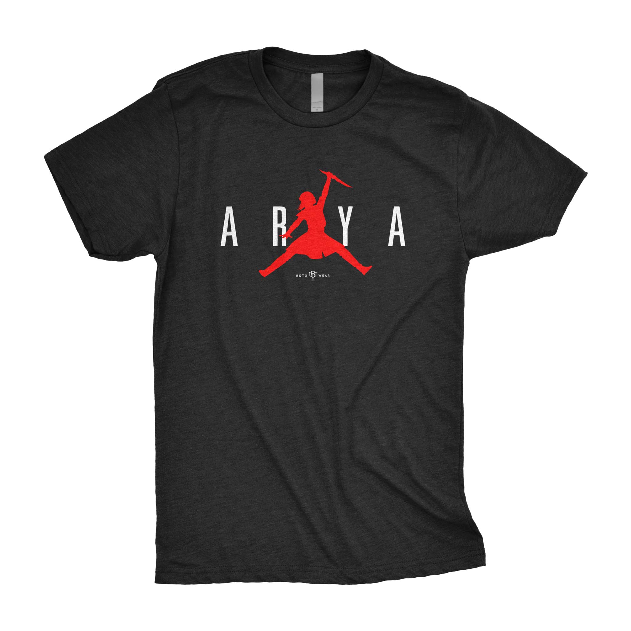 b87ef719 Air Arya T-Shirt | Original Game Of Thrones Inspired RotoWear Design