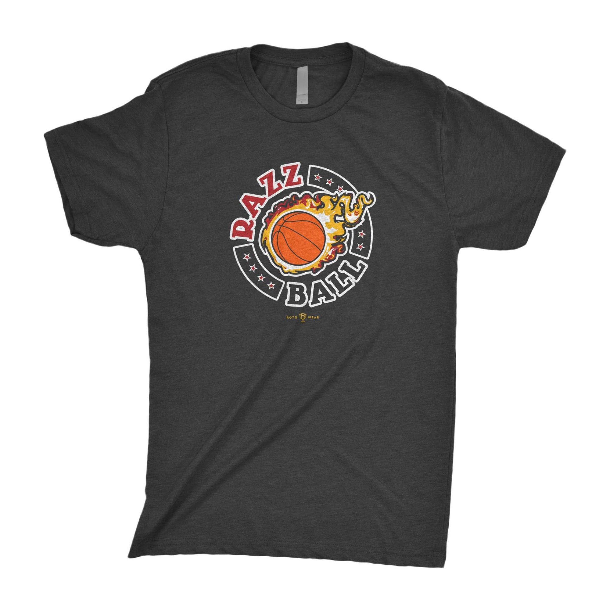 Razzball Basketball Logo T-Shirt