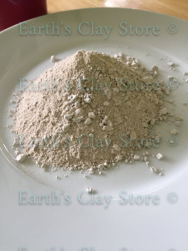 Kaolin Swirl Clay Crumbs