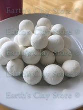 Mini Kaolin Clay Balls
