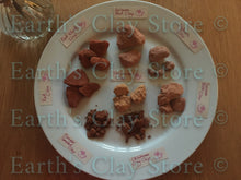 10 Red Clay Sample Bag