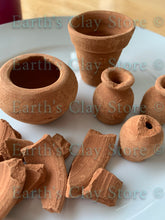 Mexican Clay Pots - Small