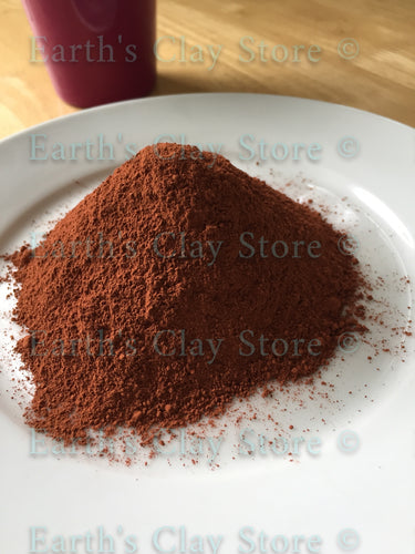 Red Clay Powder