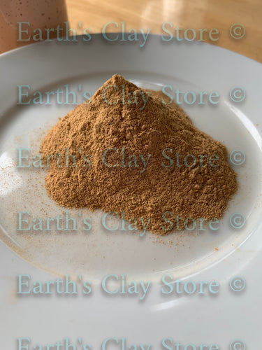 Tanzanian Gold Clay Powder