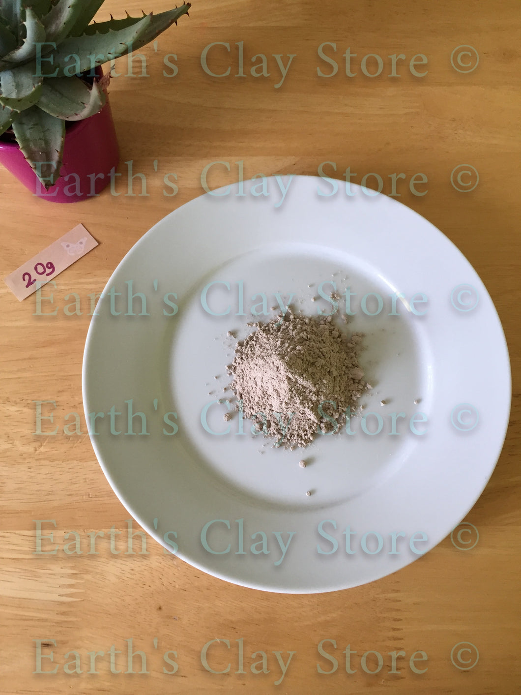 Calcium Bentonite Clay Powder