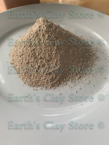 Grey Mississippi Clay Powder
