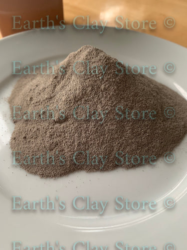 Half Roasted Nakumatt Clay Powder