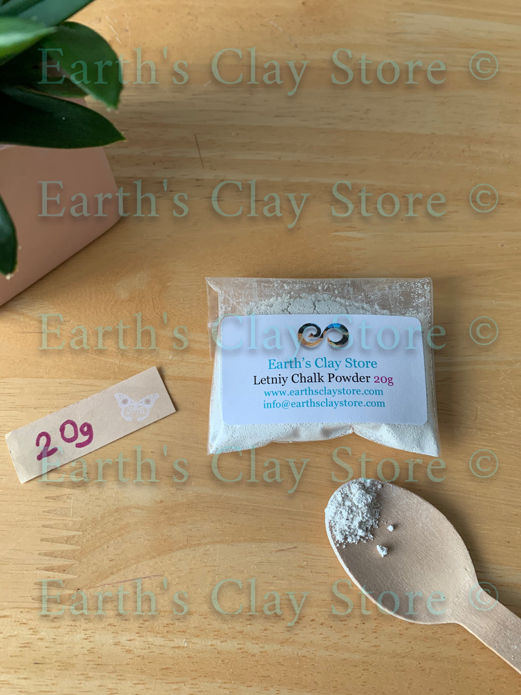 Letniy Chalk Powder