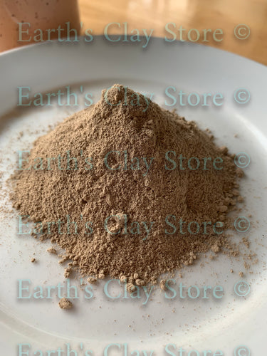 Hazel Cream / Kazakhstan / Turkestan Clay Powder