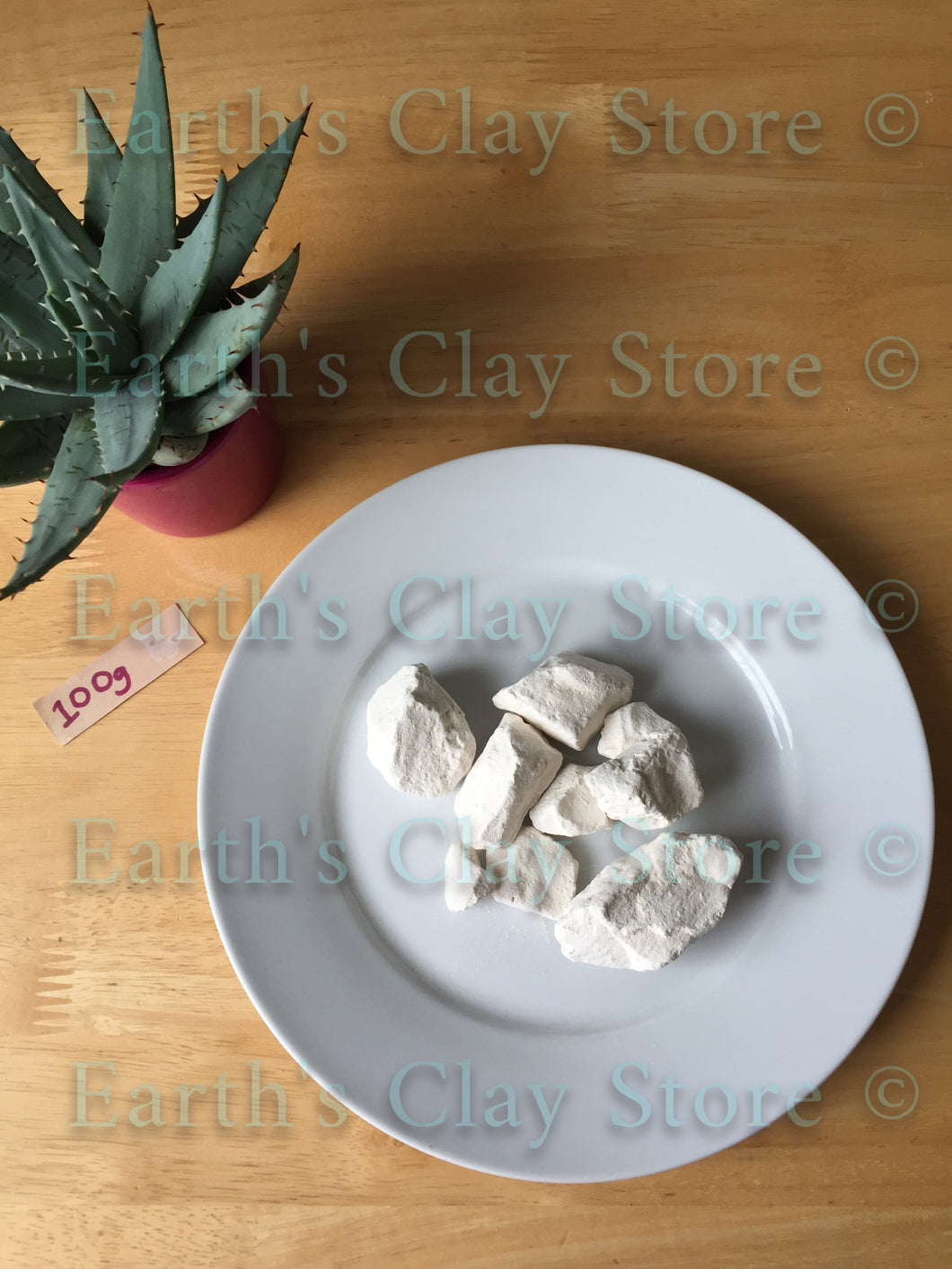 Soft Kaolin Clay