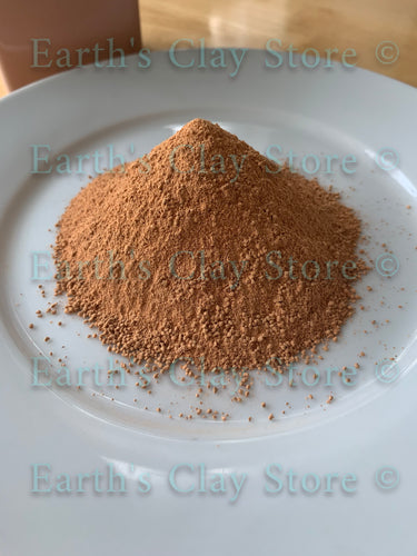 Tanzanian Clay Powder