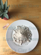 White Khadi Clay Crumbs