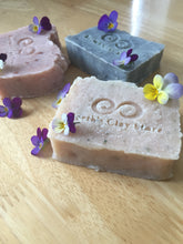 French Green Clay & Activated Charcoal Soap Bar
