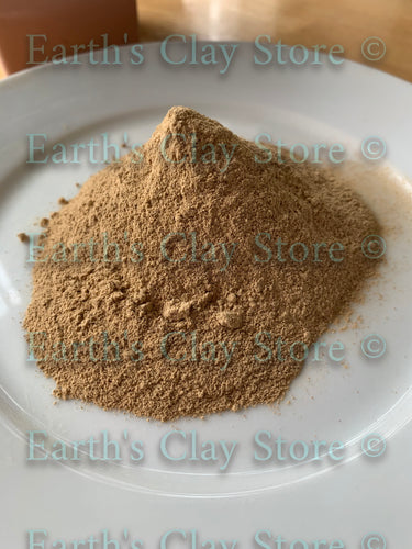 Mavu/Ivhu Unbaked Clay Powder