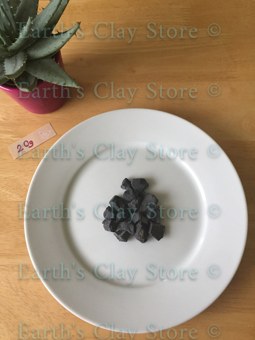 Dry Fruit Clay