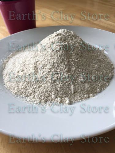 Soft Kaolin Clay Powder