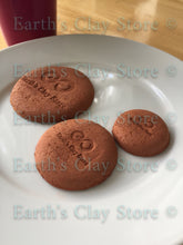 Clay Biscuits - Red