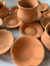 Mini Mexican Clay Pots