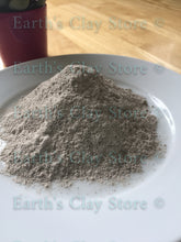 Blue White Clay Powder