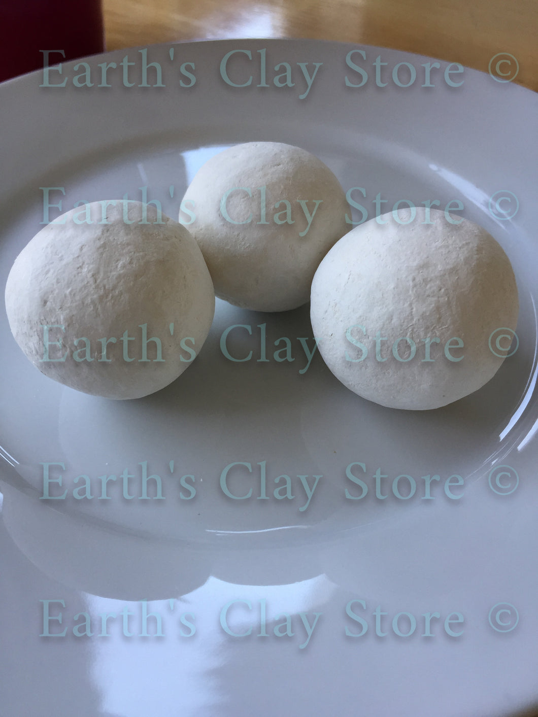 Kaolin Clay Balls