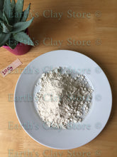 Georgia White Kaolin Clay Crumbs
