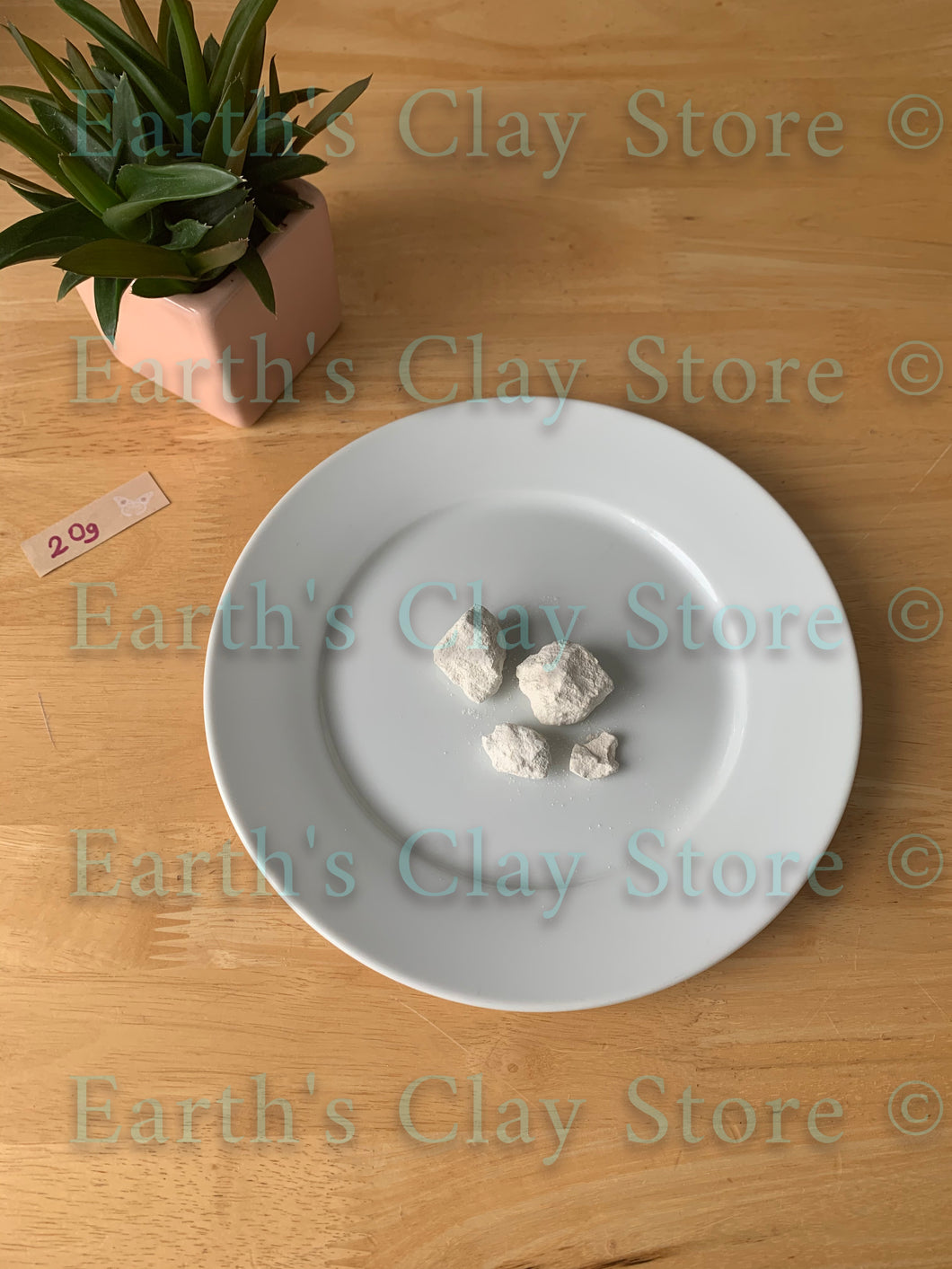 Georgia Soft Kaolin Clay