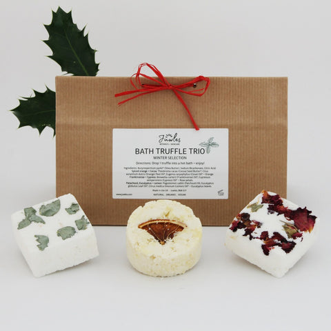 BATH TRUFFLE TRIO
