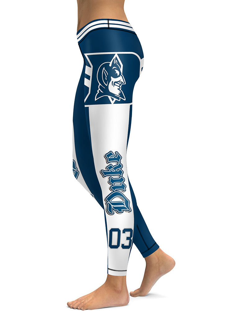 af7ced4192077 Duke Printed Leggings & Yoga Pants High Quality – Global Fanatics
