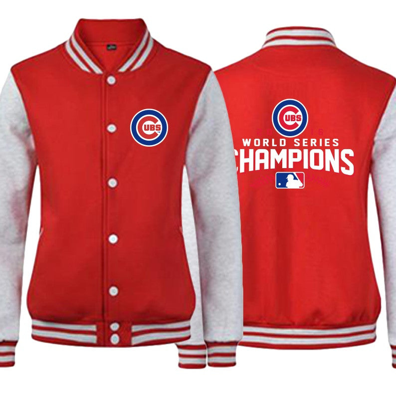new styles 410f2 de0f2 Exclusive Chicago Cubs Casual Jacket