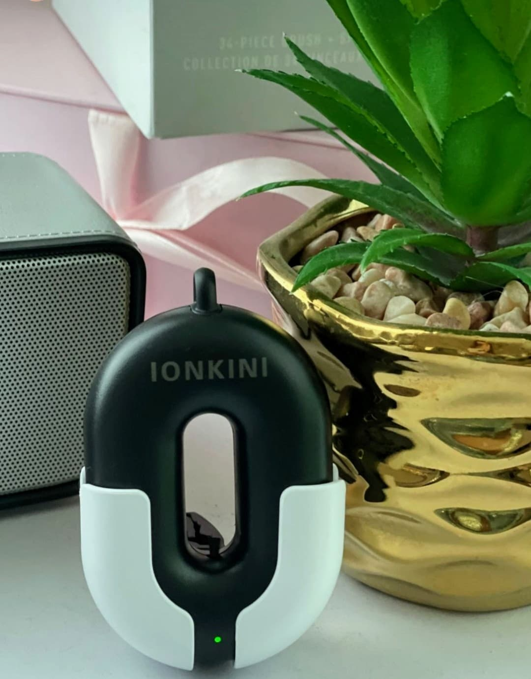 IONKINI PORTABLE /WEARABLE AIR PURIFIER  JO-2001