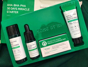 AHA-BHA-PHA 30 days miracle starter.