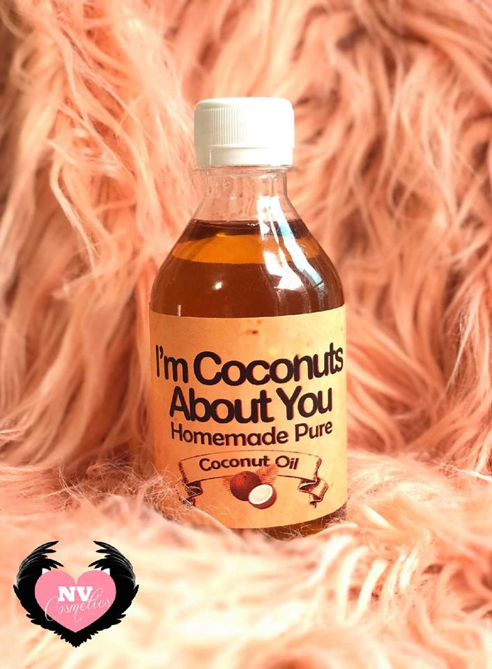I'M COCONUTS ABOUT YOU