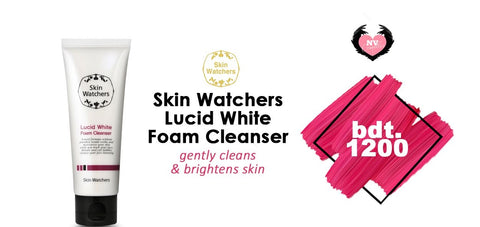 Skin Watchers - Lucid White Foam Cleanser