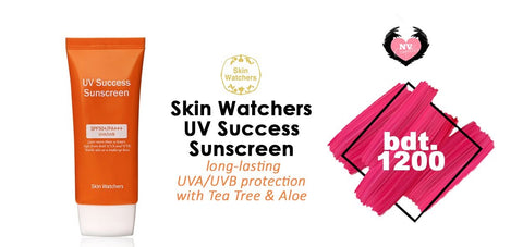 Skin Watchers - UV Success Sunscreen
