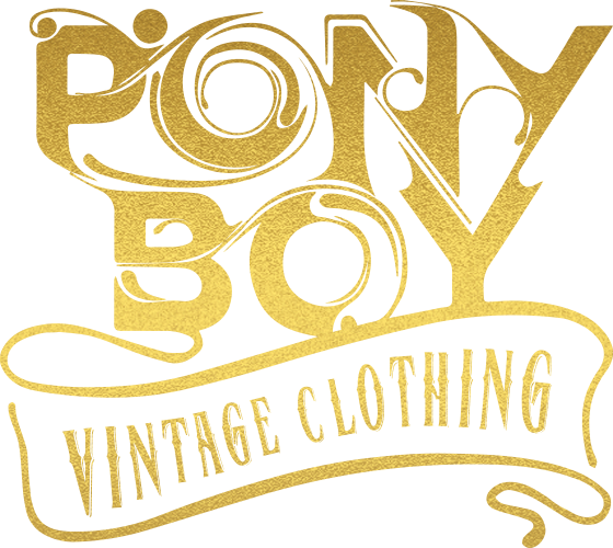 Ponyboy Vintage Clothing
