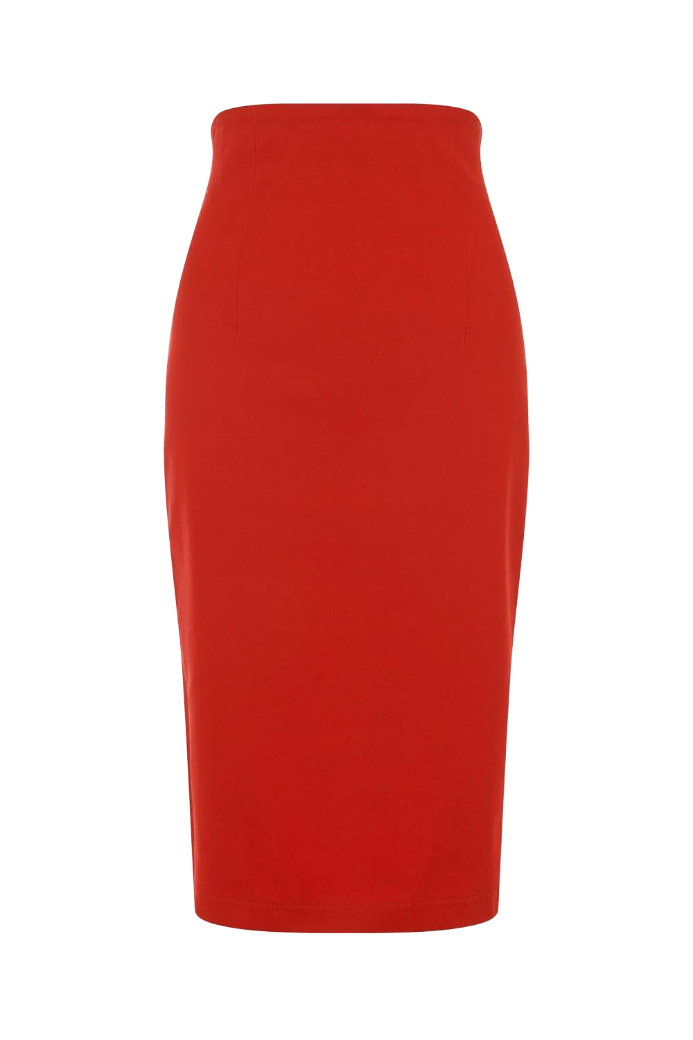 The Joanie Pencil Skirt in retro red - NOW ON SALE!