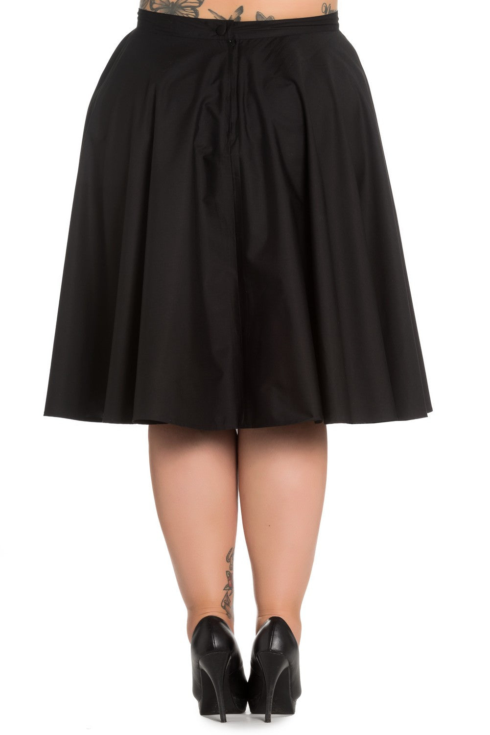 The Peggy Sue Swing Skirt in Curvy Size - SOLD OUT!