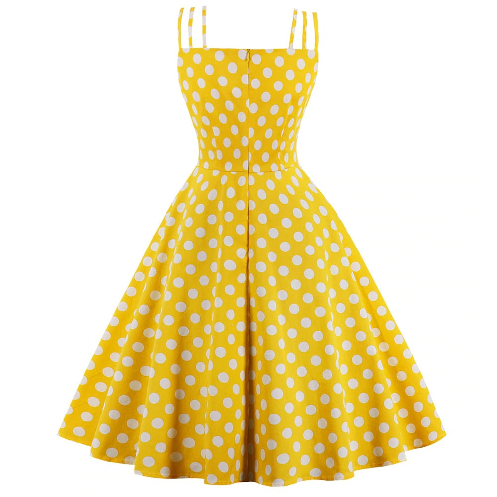 NOW ON SALE the Doris Dress in Buttercup Yellow!